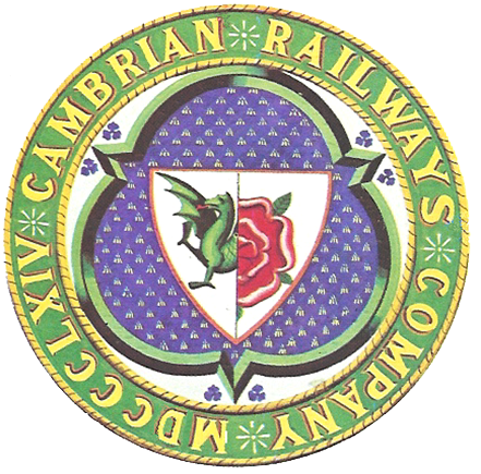 Cambrian Railways Badge